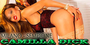 CAMILLA DICK - GIRL MILANO