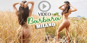 Barbara brasiliana - top girl MILANO